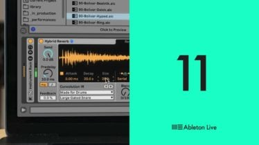 Ableton Live 11 New Features, Effects & Instruments